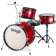 Stagg TIM JR 3 / 16B RD - Dobkészlet