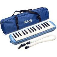 Stagg MELOSTA32 BL kék - Melodika