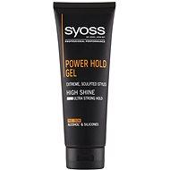 SYOSS Men Power hajzselé az extra erős tartásért - gél 250ml - Férfi hajzselé