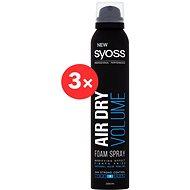 SYOSS Air Dry Volume 3× 200 ml - Hajhab