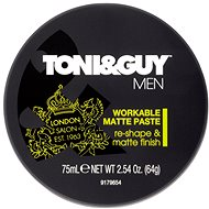 TONI&GUY Men Workable Matte Paste 75 ml - Hajformázó krém