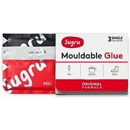 Sugru Mouldable Glue 3 pack - fekete, fehér, piros - Adalék