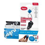 Sugru Mouldable Glue 3 pack - fekete, fehér, kék