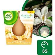 AIRWICK illóolajos gyertya vaníliás cukor 105 g - Gyertya