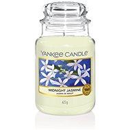 YANKEE CANDLE Classic nagy 623 g Midnight Jasmine - Gyertya