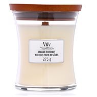 WOODWICK Island Coconut Medium Candle 275 gramm