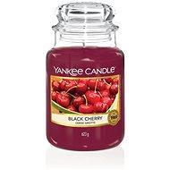 YANKEE CANDLE Classic Black Cherry, nagyméretű, 623 gramm - Gyertya