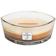 WOODWICK Trilogy Elipsa Cafe Sweets (453,6 gramm) - Gyertya