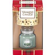 YANKEE CANDLE Small Jar Candle & Small Shade Készlet - Ajándékcsomag