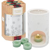 YANKEE CANDLE Luminary Snowflake Set