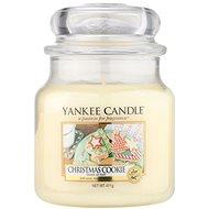 Yankee Candle Classic Christmas Cookie, közepes méretű, 411 gramm - Gyertya