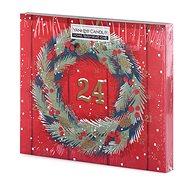YANKEE CANDLE Home Inspiration Adventi naptár 2021, 24 db - Gyertya