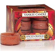 YANKEE CANDLE Spiced Orange 12 × 9,8 g - Gyertya