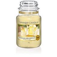 YANKEE CANDLE Homemade Herb Lemonade 623 g