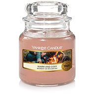 YANKEE CANDLE Warm and Cosy 104 g - Gyertya
