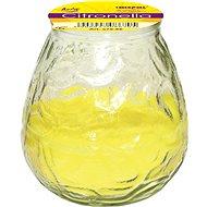 BISPOL Citronella kerti gyertya 200 g - Rovarriasztó gyertya