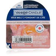 YANKEE CANDLE Fresh Cut Roses 22 g - Illatos viasz