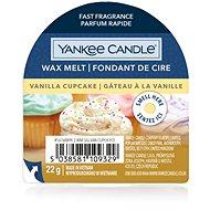 YANKEE CANDLE Vanilla Cupcake 22 g - Illatos viasz