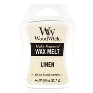 WOODWICK Linen 22,7 g - Illatos viasz