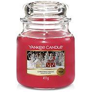 YANKEE CANDLE Christmas Magic 411 g - Gyertya
