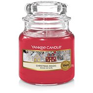 YANKEE CANDLE Chrismtas Magic 104 g - Gyertya