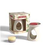 YANKEE CANDLE Set Aroma lámpa és illatos gyertya - Ajándékcsomag