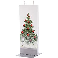 FLATYZ Christmas Tree with Snow 80 g - Gyertya