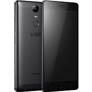 Lenovo K5 Note Fingerprint Dark Grey - Mobiltelefon