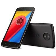Motorola Moto C Black - Mobiltelefon