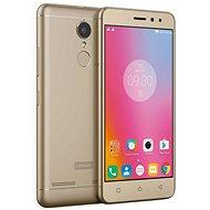 Lenovo K6 Single SIM LTE Gold - Mobiltelefon