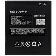 Lenovo Original 2000mAh Li-Ion (Bulk), BL210 - Mobiltelefon akkumulátor