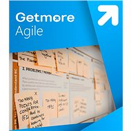 Irodai szoftver Getmore Projektek, agilitás és csapatok vezetése (elektronikus licenc)