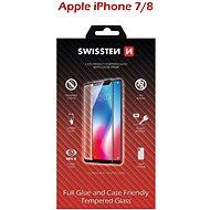 Swissten Case Friendly iPhone 7/8 készülékhez, fehér - Képernyővédő