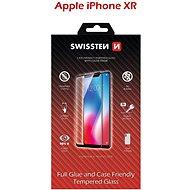 Swissten Case Friendly iPhone XR készülékhez, fekete - Képernyővédő