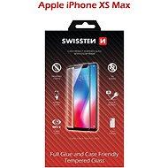 Swissten Case Friendly iPhone XS Max készülékhez, fekete - Képernyővédő