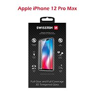 Swissten 3D Full Glue  iPhone 12 Pro Max készülékhez