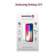 Swissten Samsung Galaxy S21 készülékhez - Üvegfólia
