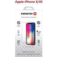 Swissten iPhone X / XS készülékhez - Képernyővédő