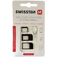 Swissten adapter a 4in1 simhez - Adapter
