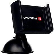 Swissten B1 tartó üvegre vagy műszerfalra - Telefontartó