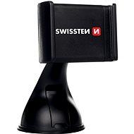 Swissten B2 tartó üvegre vagy műszerfalra - Telefontartó
