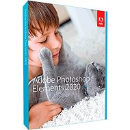 Adobe Photoshop Elements 2020 ENG WIN / MAC frissítés (BOX) - Szoftver