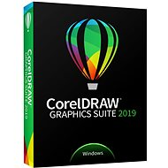 CorelDRAW Graphics Suite 2019 WIN BOX - Grafikus szoftver