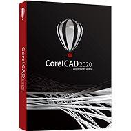 CorelCAD 2020 (BOX) - CAD/CAM szoftver