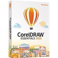 CorelDRAW Essentials 2020 CZ/PL (elektronikus licensz) - Grafikai szoftver