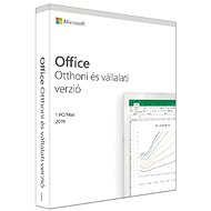 Microsoft Office 2019 Home and Business HU (BOX) - Irodai alkalmazások