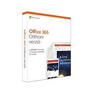 Microsoft Office 365 Otthoni prémium verzió (BOX) - Irodai alkalmazások