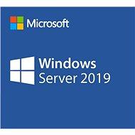 Microsoft Windows Server® Standard 2019 x64 EN, 16 CORE (OEM) - Master License - Operációs rendszer