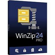WinZip 24 Pro (elektronikus licenc) - Irodai szoftver