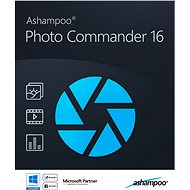 Ashampoo Photo Commander 16 EN (elektronikus licenc) - Grafikus szoftver